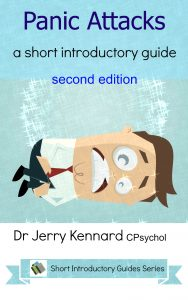Book Cover: Panic Attacks: a short introductory guide