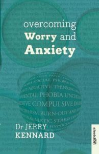 Book Cover: Overcoming Worry & Anxiety