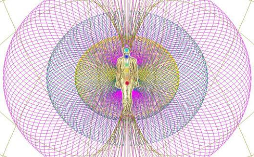 Energy Fields in the Body