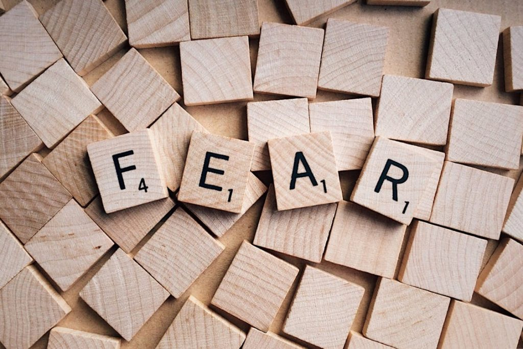 Getting Past Your Fear of Failure