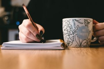 writing for anxiety