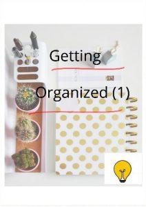 organization course