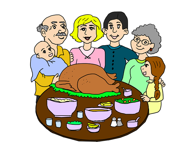 How to organize the family meal