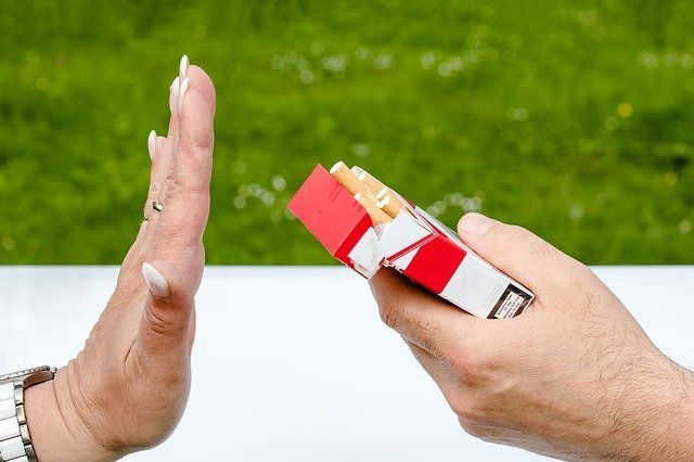 Coping with stop smoking side effects