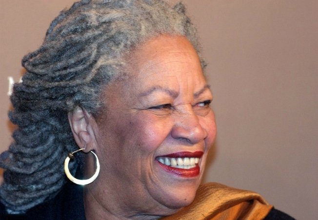 Toni Morrison talks happiness