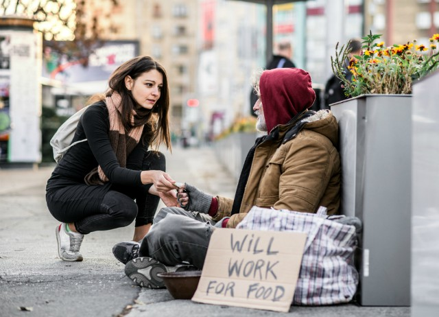 How to Support the Homeless This Winter