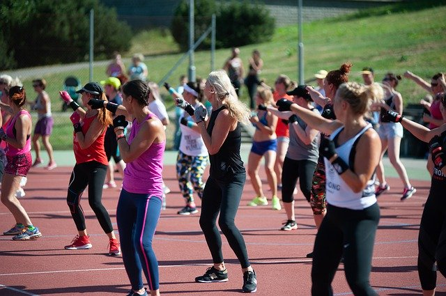 Try zumba for health and wellness