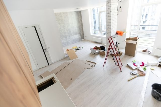 How To Live in Your Home While It Is Being Remodeled